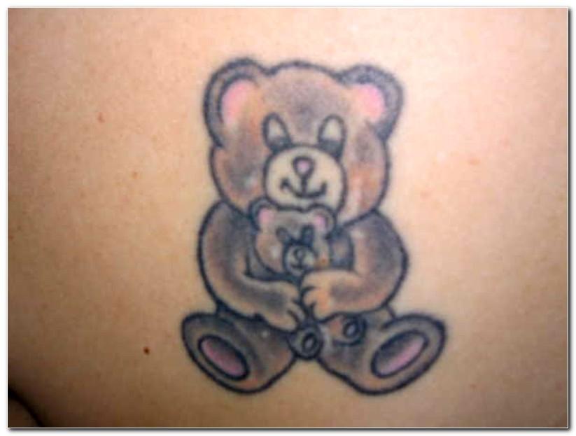 bear tattoos photo - 23