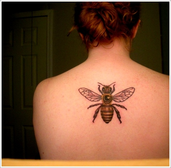 bee tattoos photo - 18
