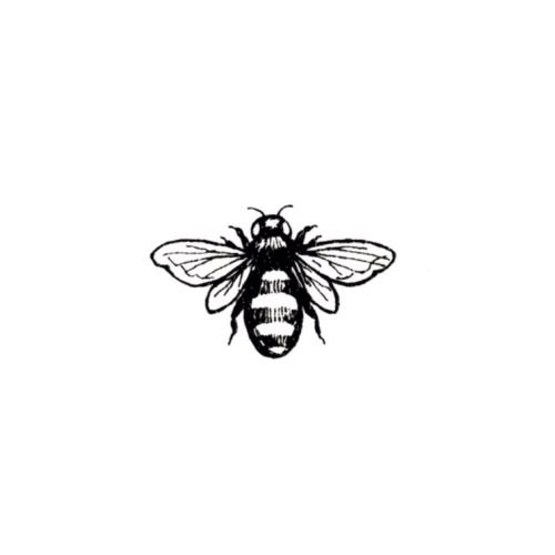 bee tattoos photo - 27