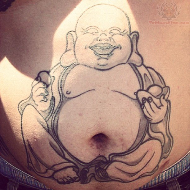 belly tattoos photo - 19
