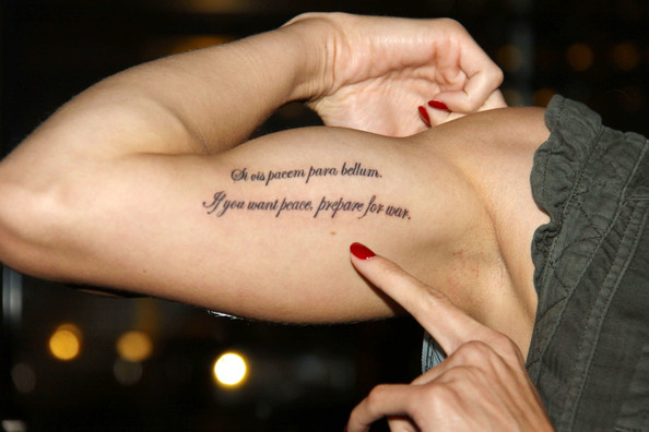 biceps tattoos photo - 1