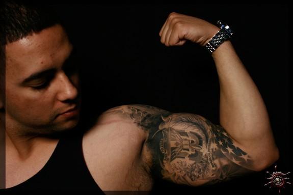 biceps tattoos photo - 15