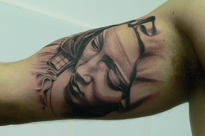 biceps tattoos photo - 2