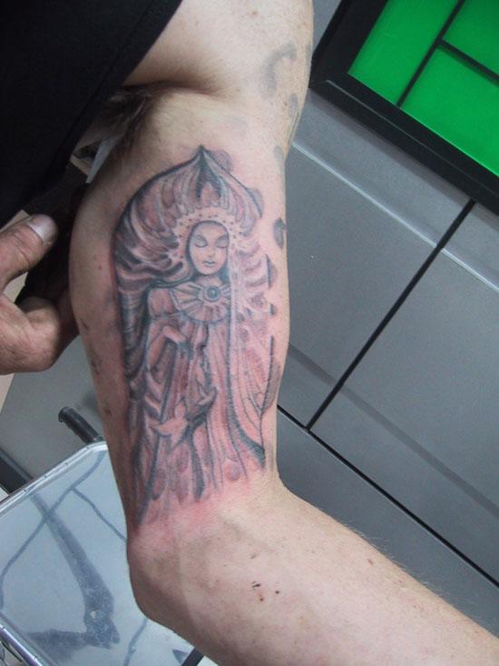 biceps tattoos photo - 20
