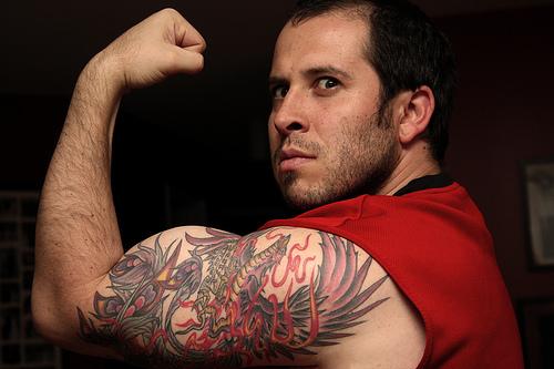 biceps tattoos photo - 24