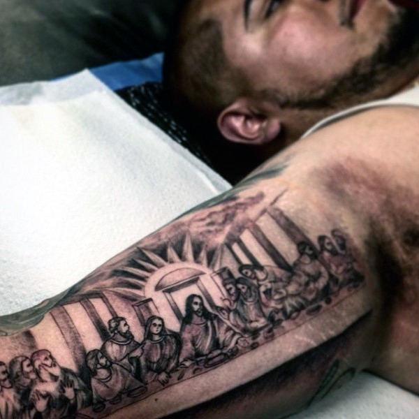 biceps tattoos photo - 29