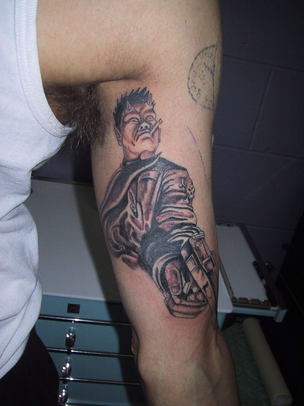 biceps tattoos photo - 34