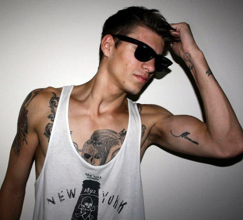 biceps tattoos photo - 35