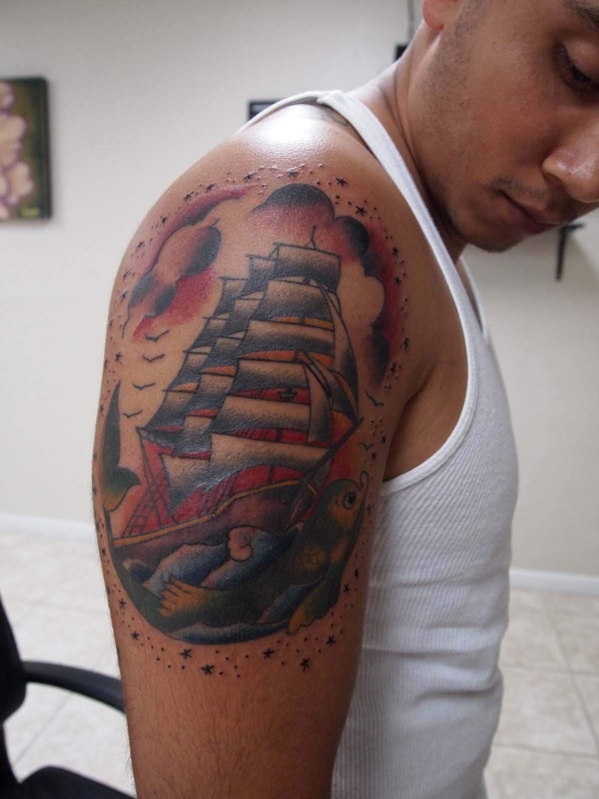 biceps tattoos photo - 36