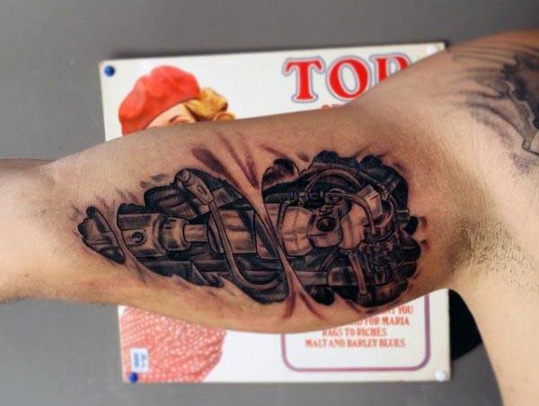 biceps tattoos photo - 47