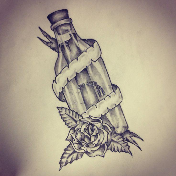 bottle tattoos photo - 18