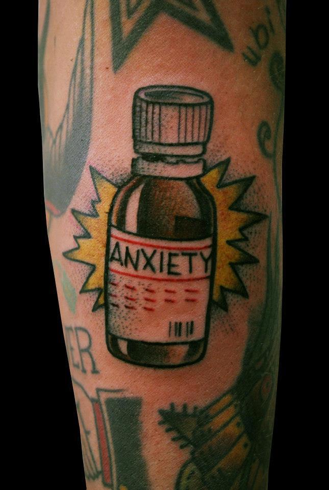 bottle tattoos photo - 29