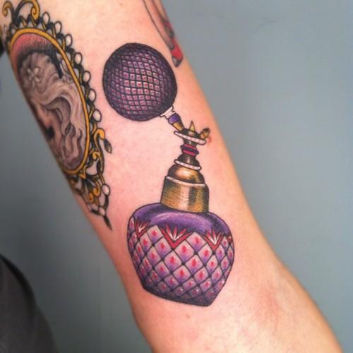 bottle tattoos photo - 31