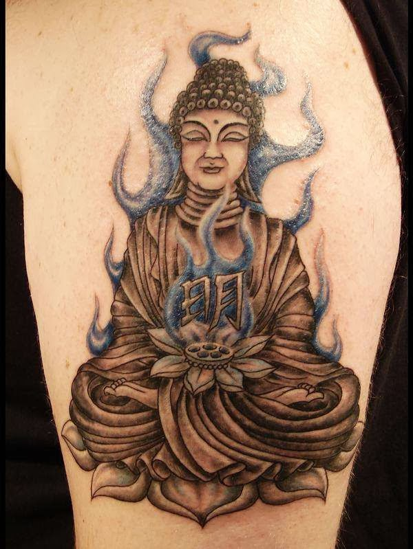 buddha tattoos photo - 12