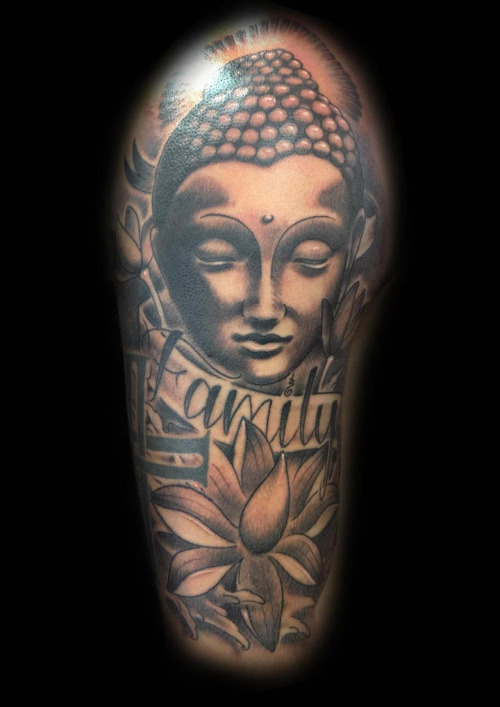 buddha tattoos photo - 14