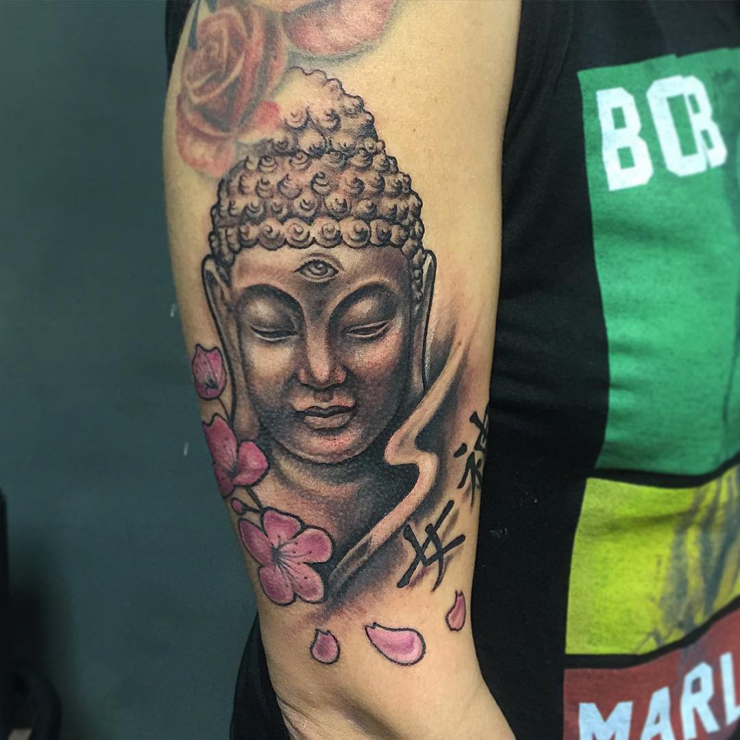 buddha tattoos photo - 16