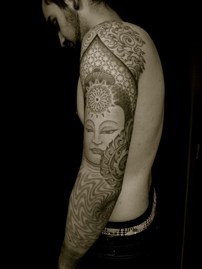 buddha tattoos photo - 18