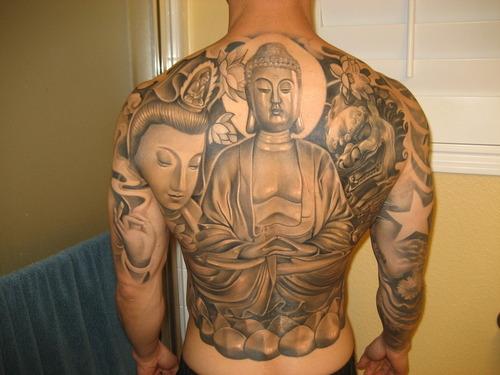 buddha tattoos photo - 21