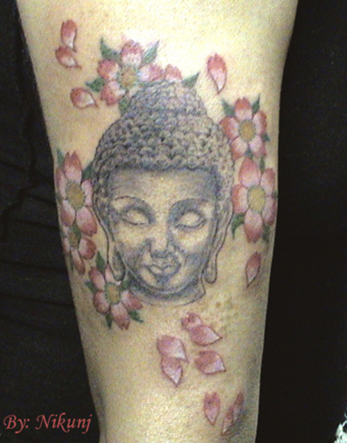 buddha tattoos photo - 22