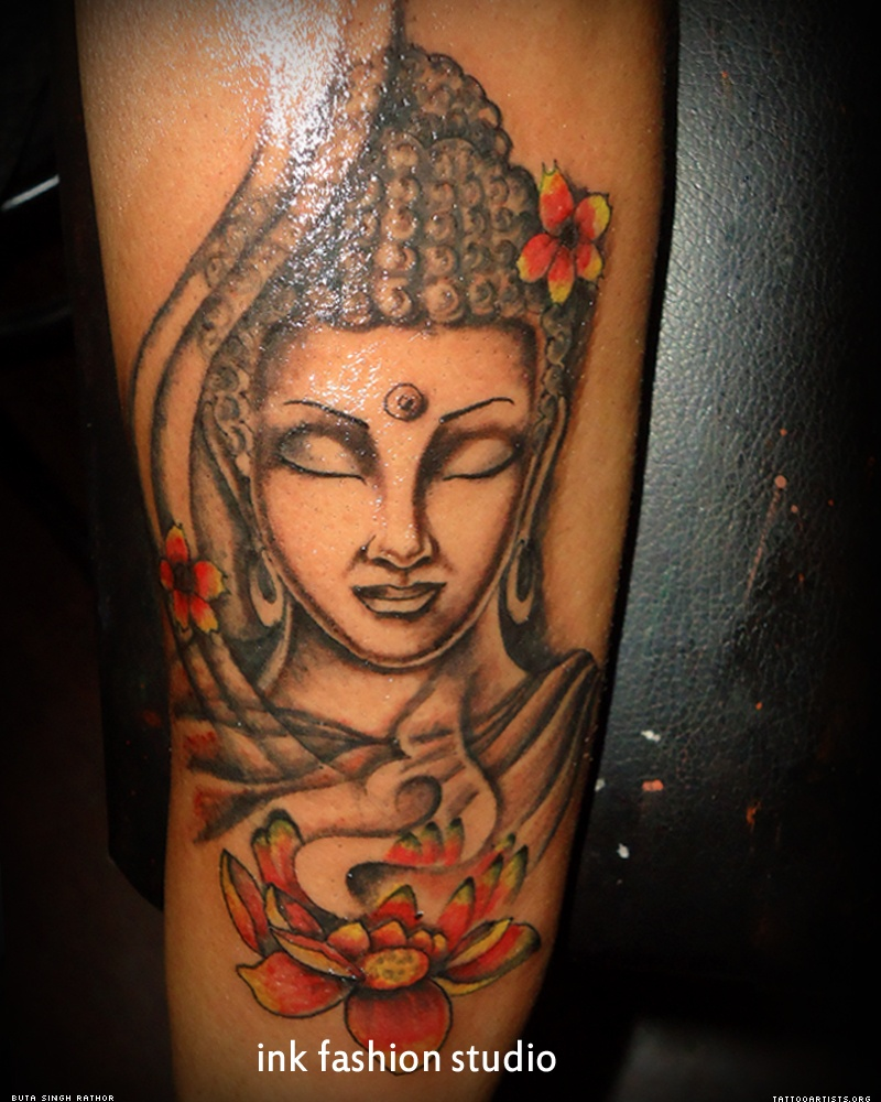buddha tattoos photo - 24
