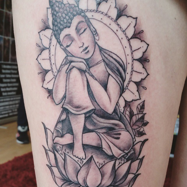 buddha tattoos photo - 28