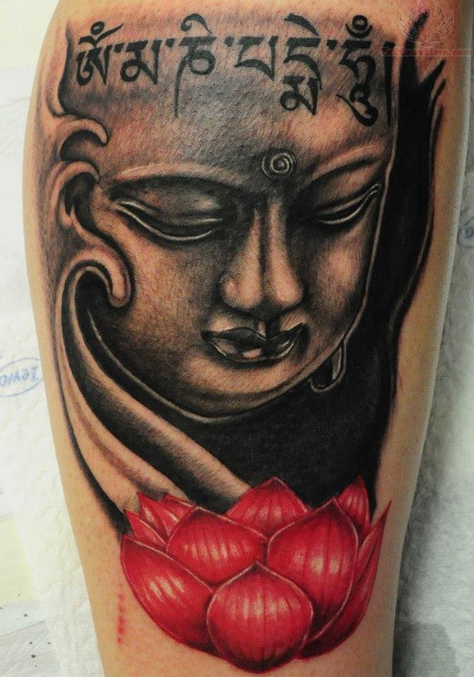 buddha tattoos photo - 5