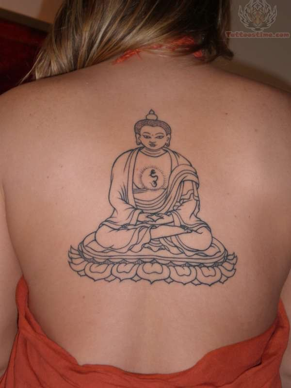 buddhist tattoos photo - 1