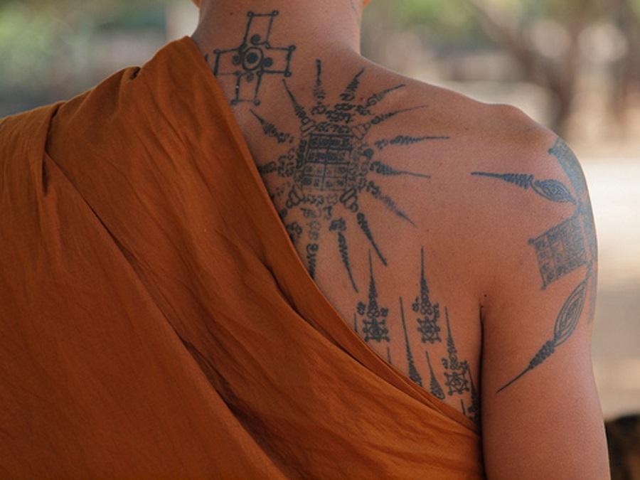 buddhist tattoos photo - 17