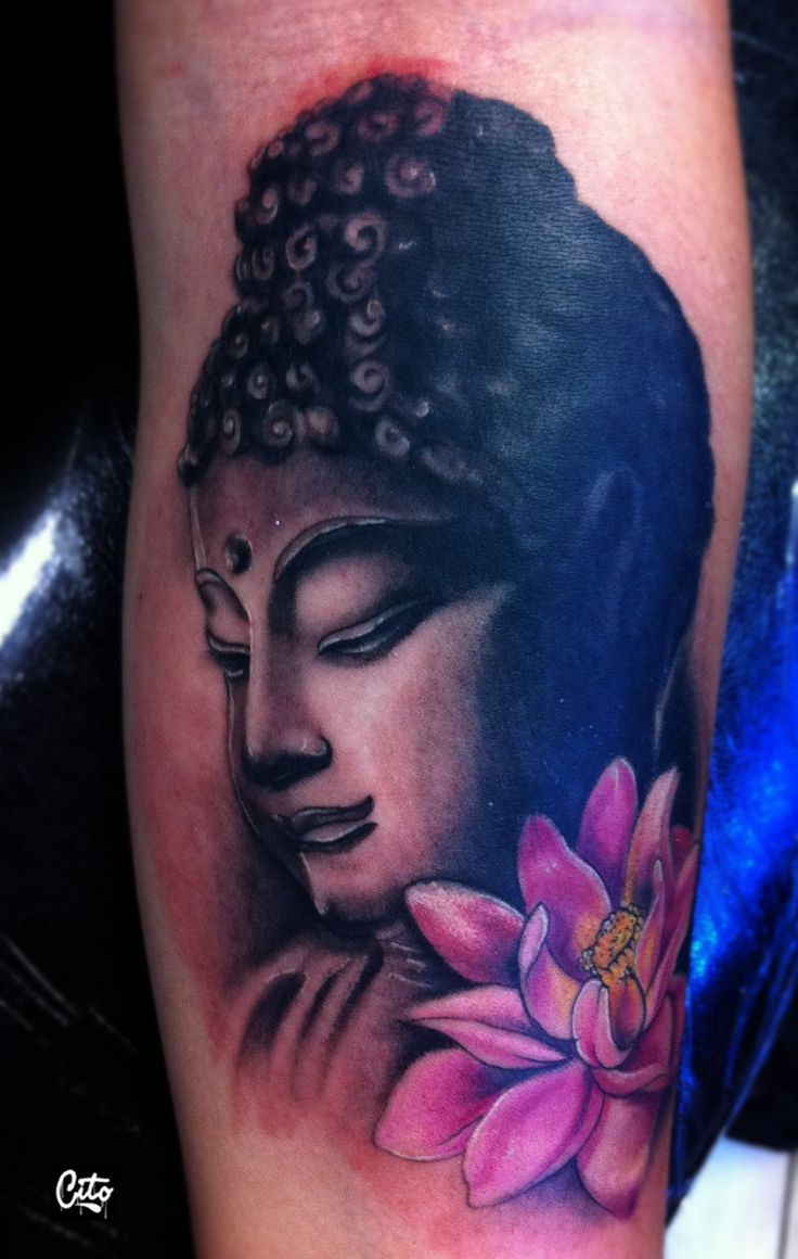 buddhist tattoos photo - 19
