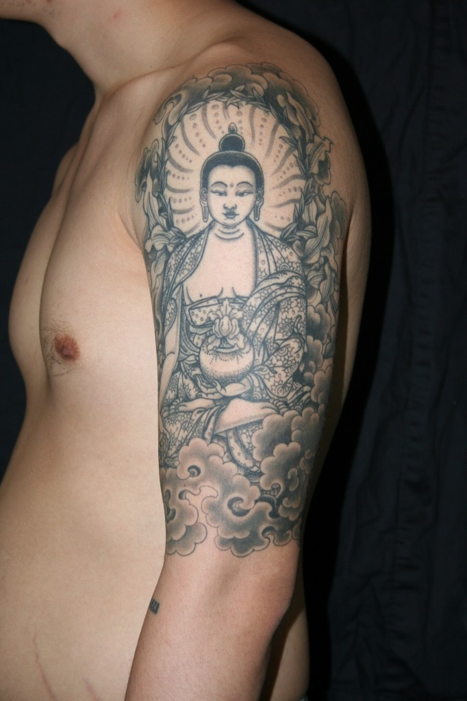 buddhist tattoos photo - 4