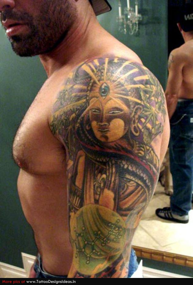 buddhist tattoos photo - 7