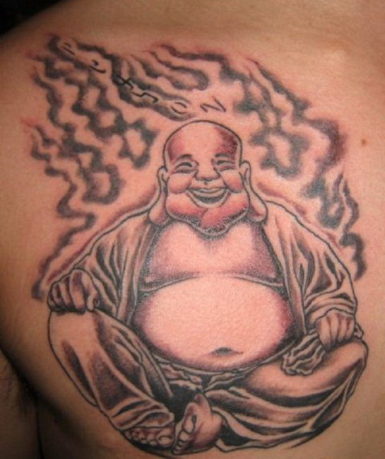 buddhist tattoos photo - 8