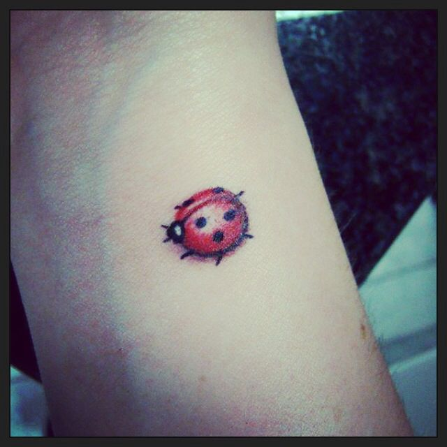 bug tattoos photo - 12