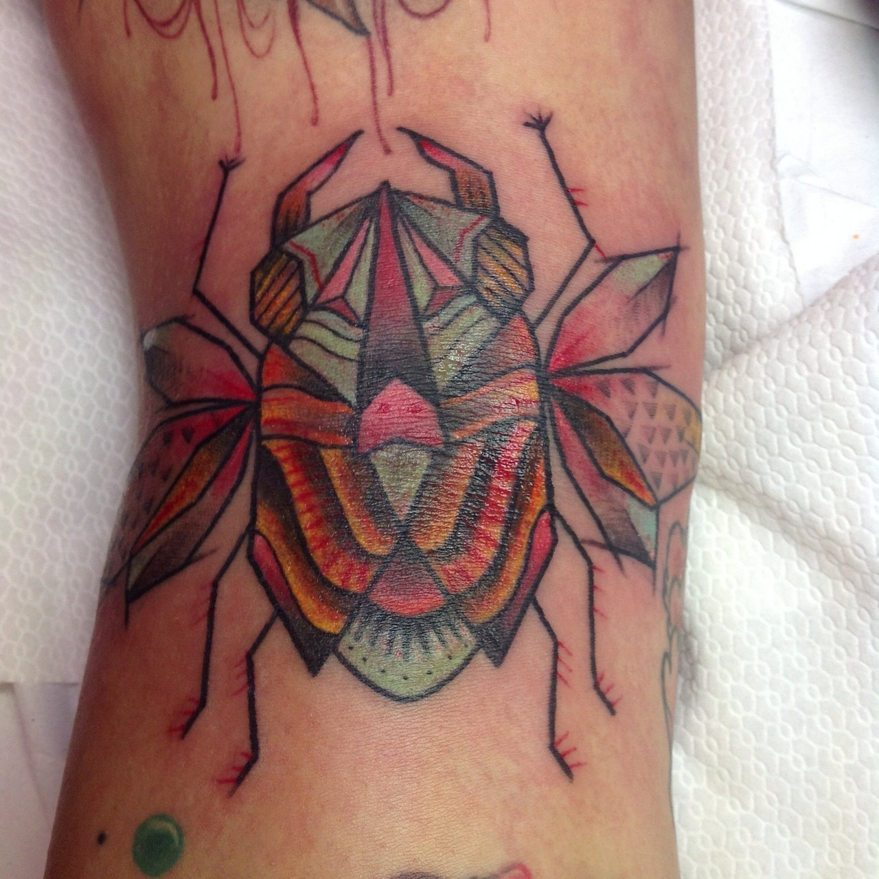 bug tattoos photo - 18