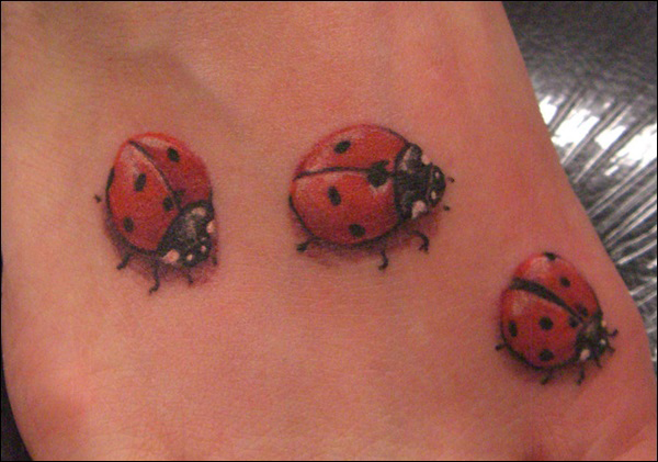 bug tattoos photo - 19