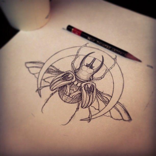 Bug tattoos Designs and Ideas (photo) | TattooIdeas info