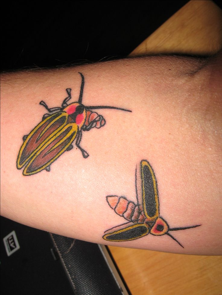 bug tattoos photo - 23
