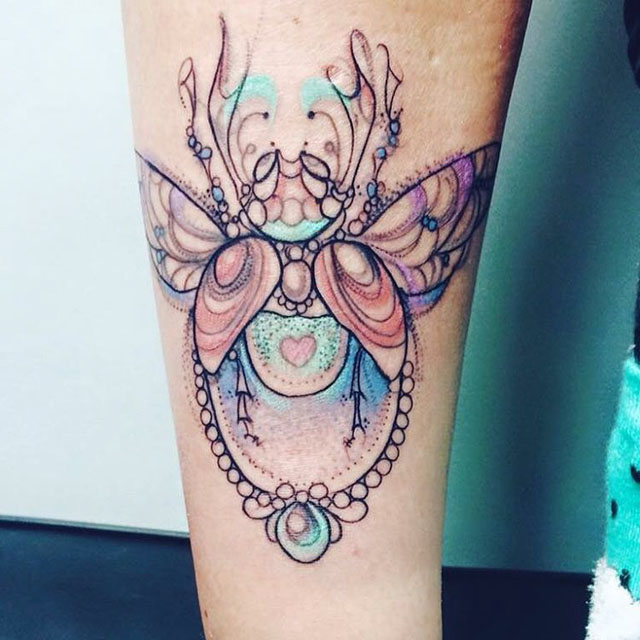 bug tattoos photo - 26