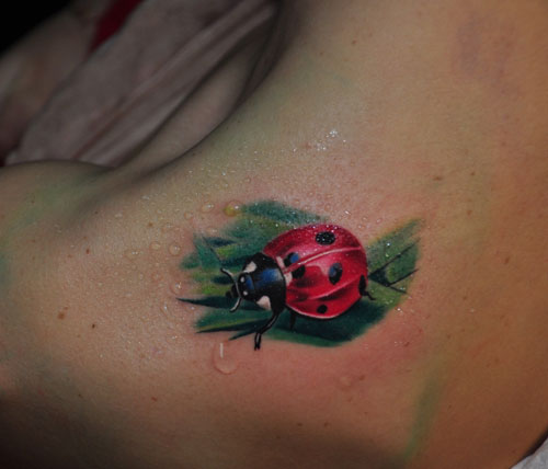 bug tattoos photo - 4