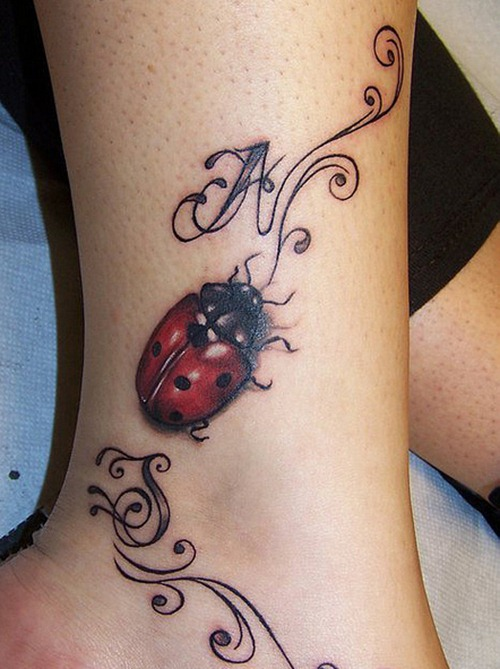 bug tattoos photo - 43