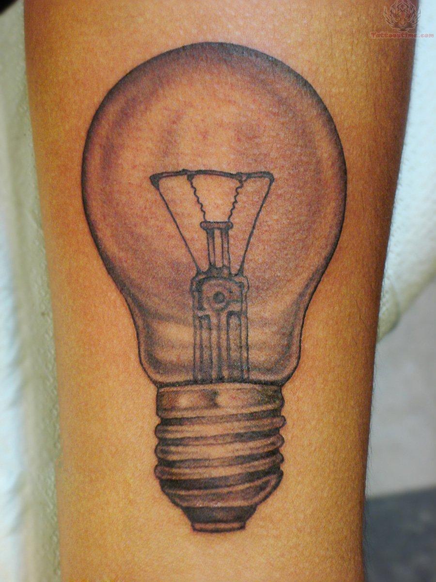 bulb tattoos photo - 1
