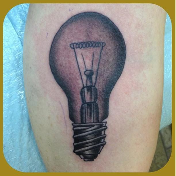 bulb tattoos photo - 12