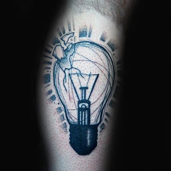 bulb tattoos photo - 20