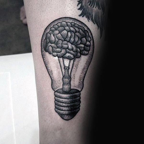 bulb tattoos photo - 23