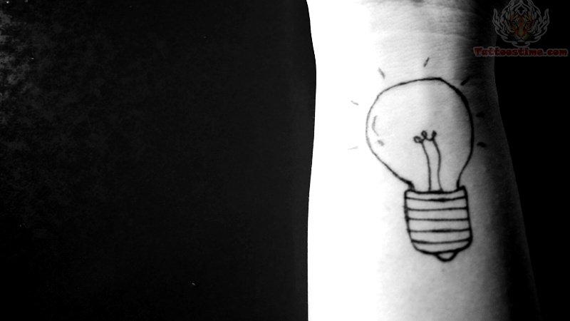 bulb tattoos photo - 31