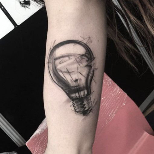 bulb tattoos photo - 8