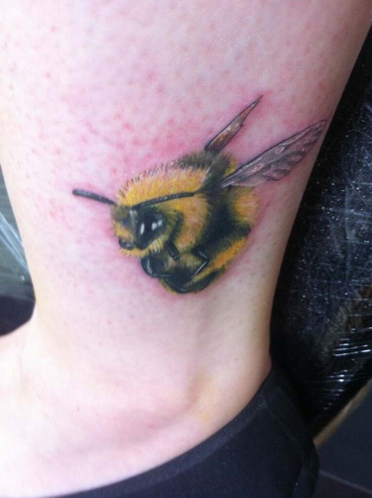 bumblebee tattoos photo - 26