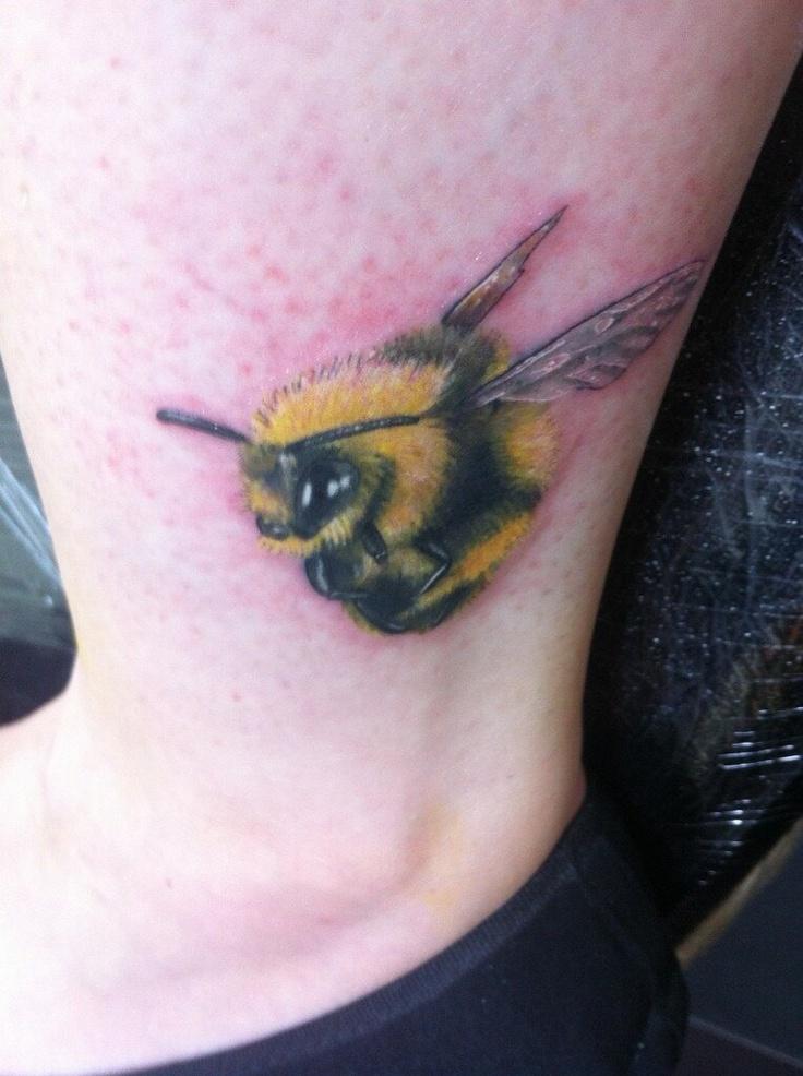 bumblebee tattoos photo - 26