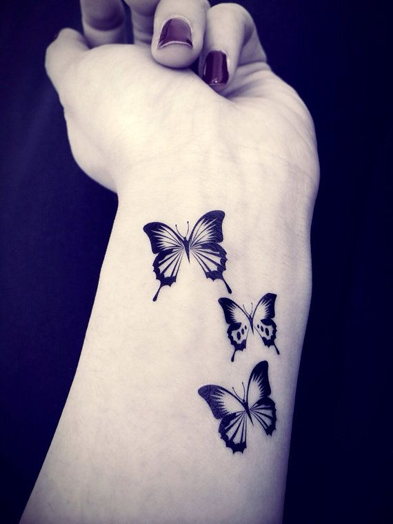 butterfly tattoos photo - 10