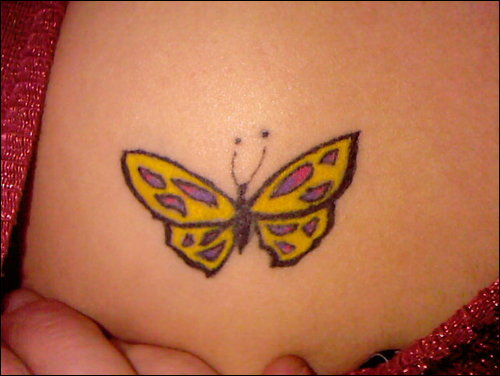butterfly tattoos photo - 19